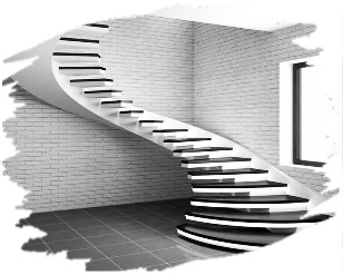 پله دوبلکس زیر محور